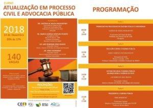 Curso Atualização em Processo Civil e Advocacia Pública