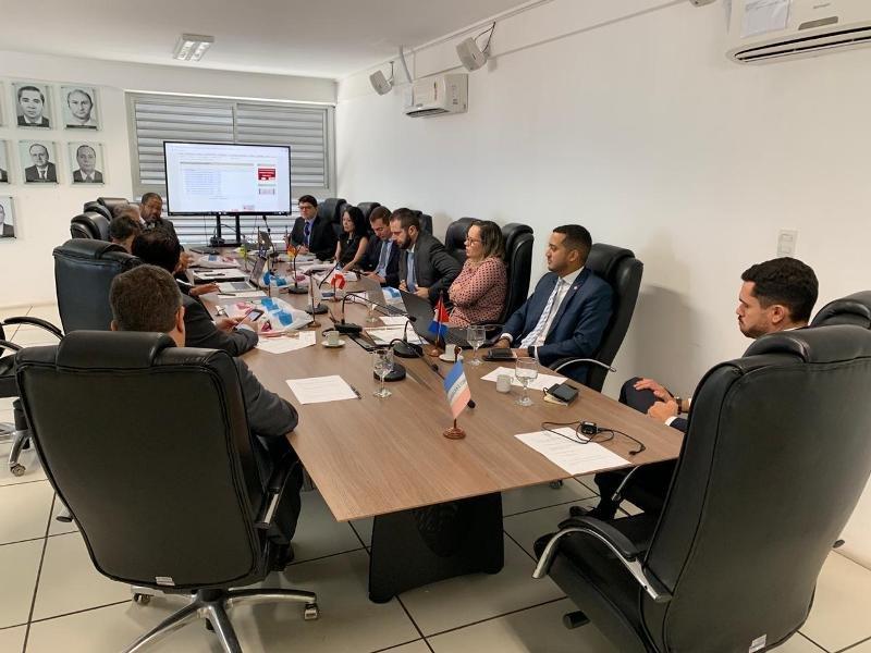Fonace realiza reunião na PGE-ES