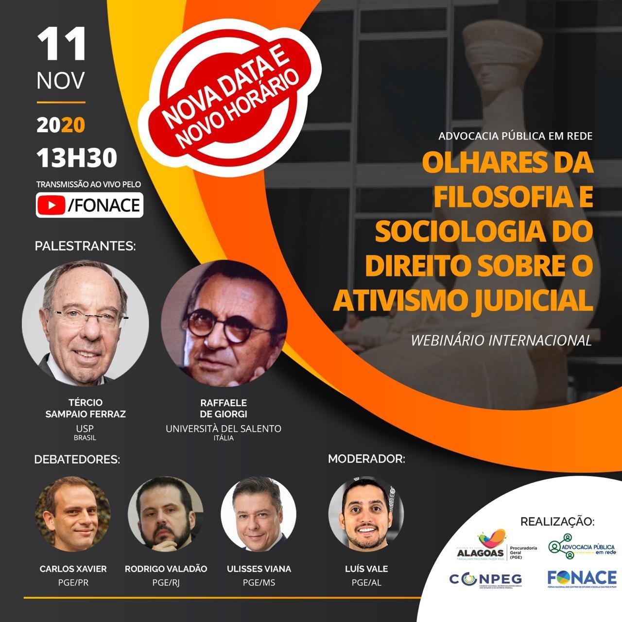 Olhares da Filosofia e Sociologia do Direito Sobre o Ativismo Judicial