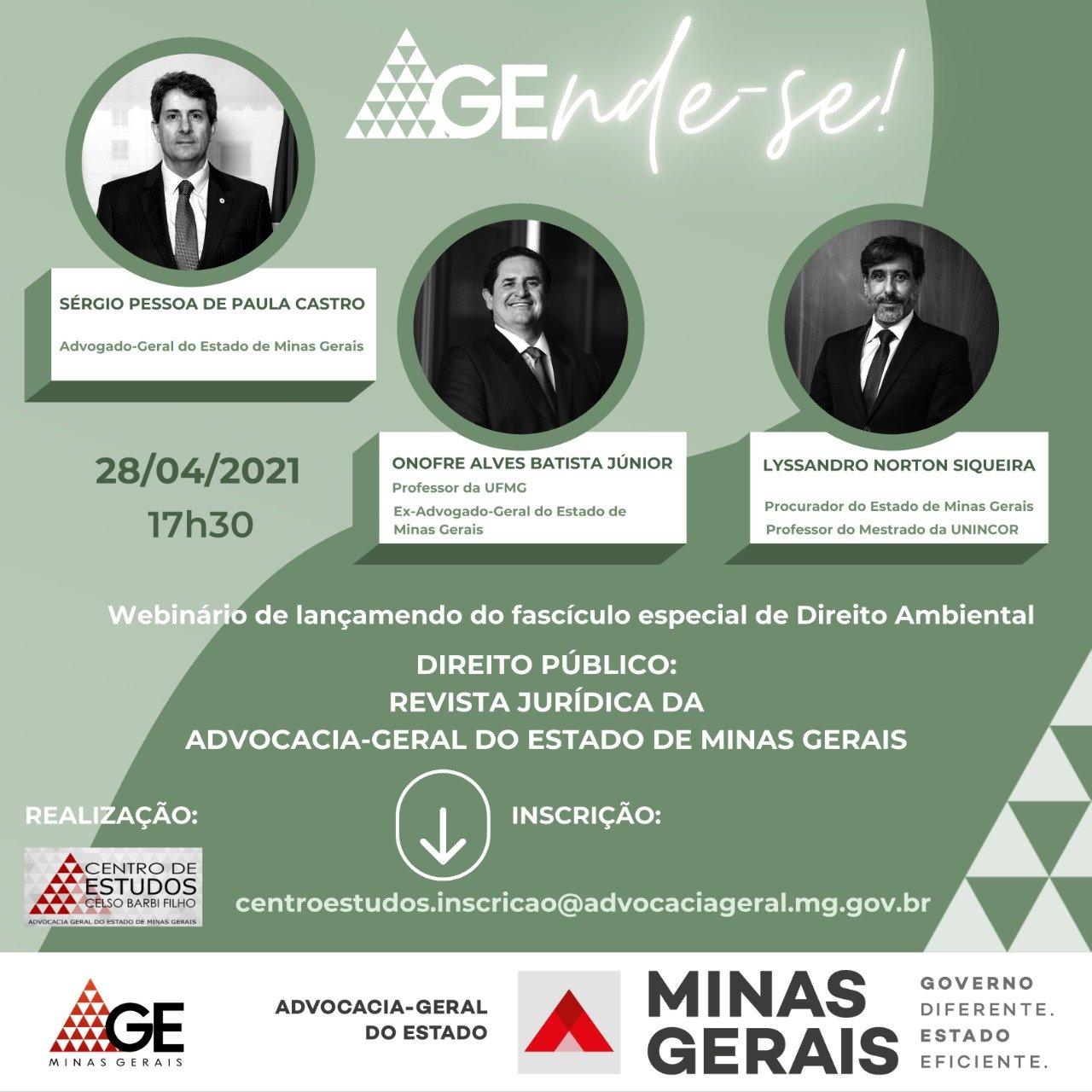 Revista Jurídica  da Advocacia-Geral-do Estado de Minas Gerais
